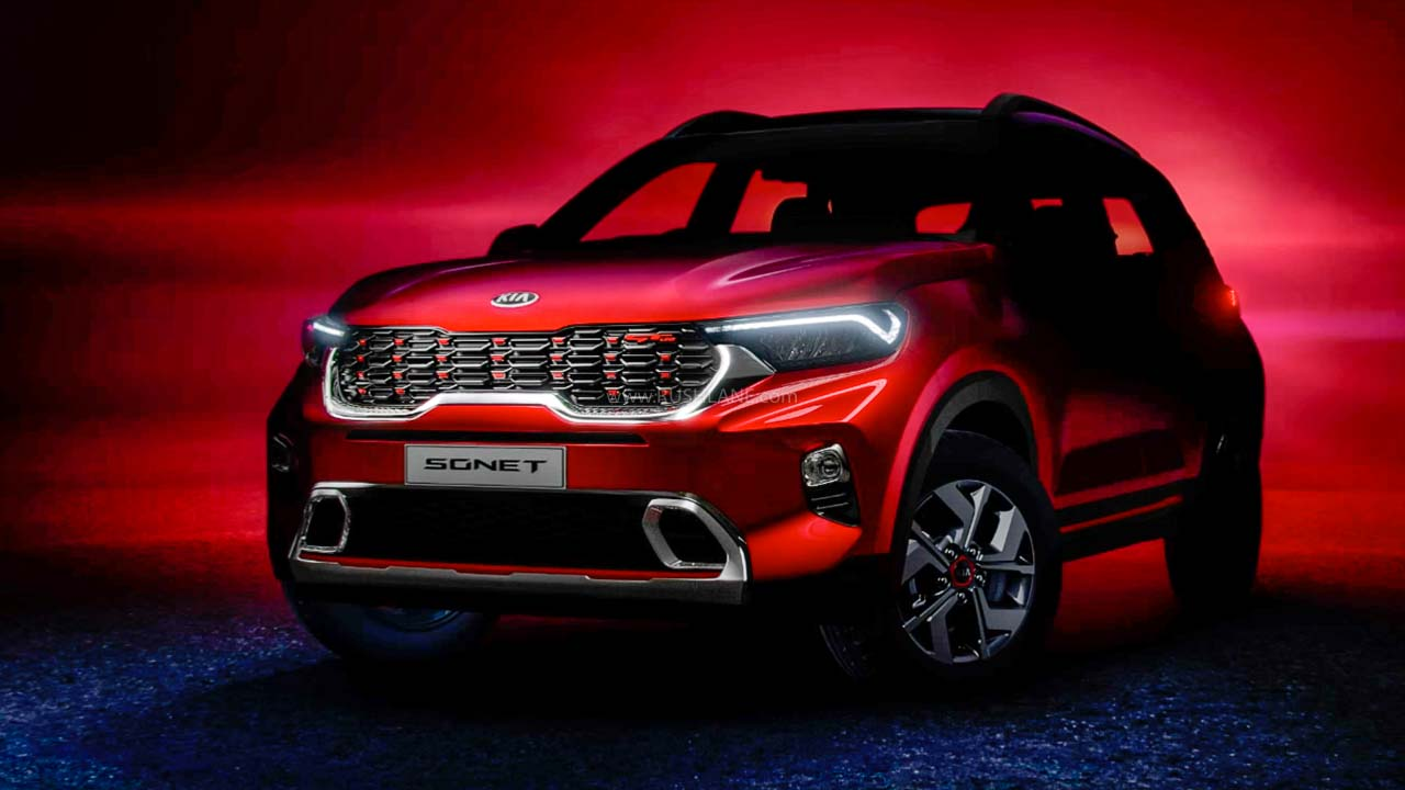 Kia Sonet Records 6 523 Bookings In 1 Day Social Network Suv