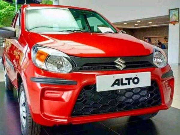 Maruti Alto 40 Lakh Sales