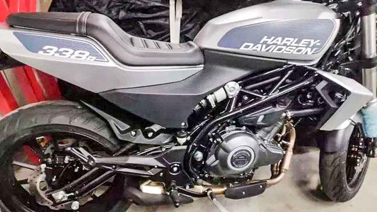 Harley Davidson 338R