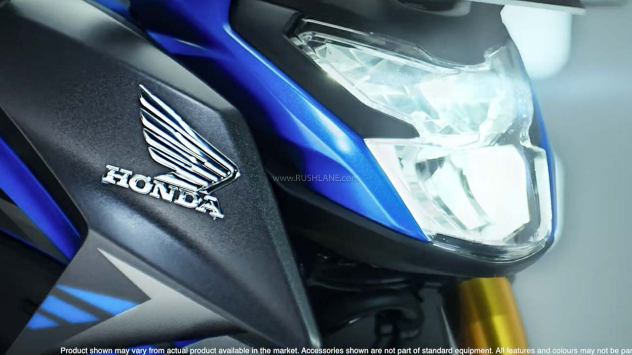 New Honda 200cc Motorcycle