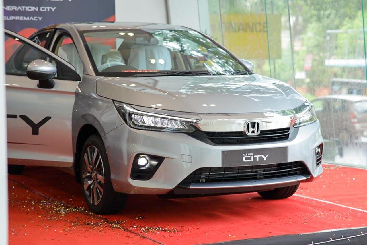 New Honda City Sales