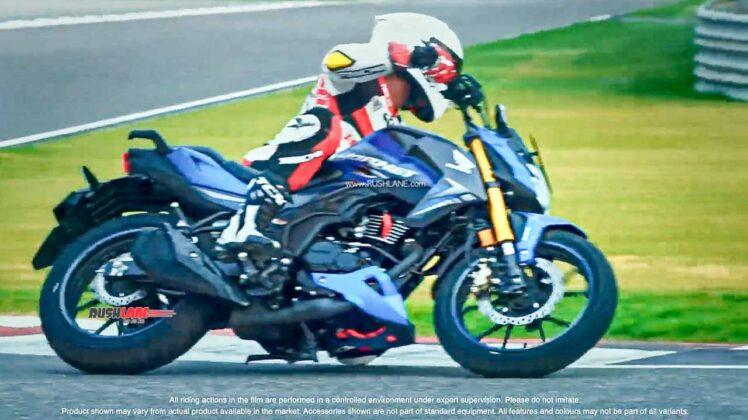 Honda Hornet Top Speed