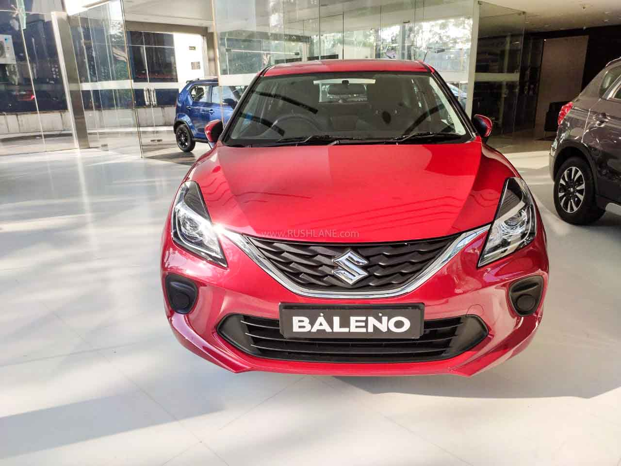 New Maruti Baleno BS6