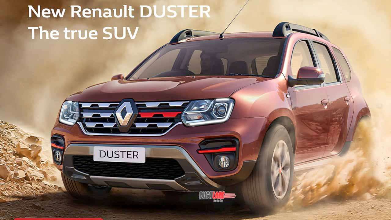 New Renault Duster Turbo