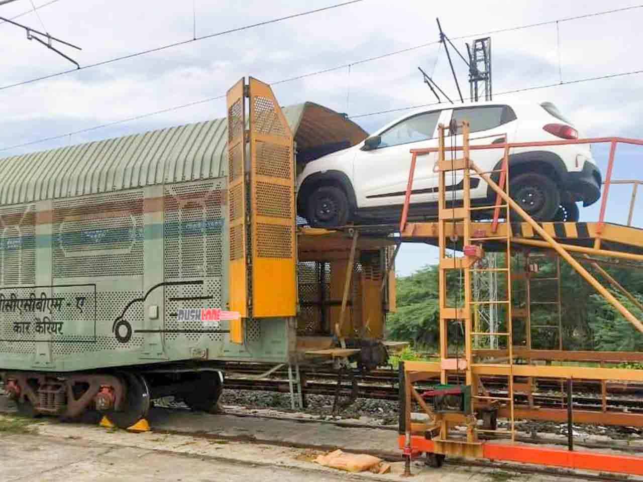 Renault Kwid transport cost