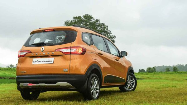 Renault Triber AMT Review