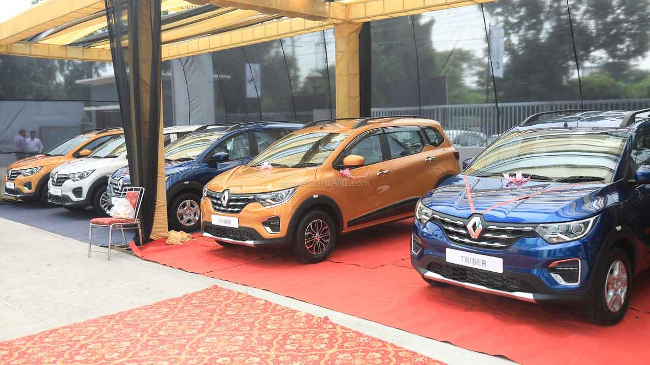 New Renault car discounts