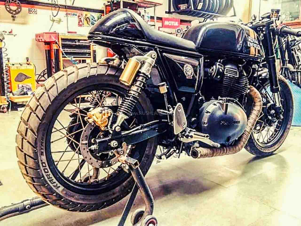 Royal Enfield 650 Modified
