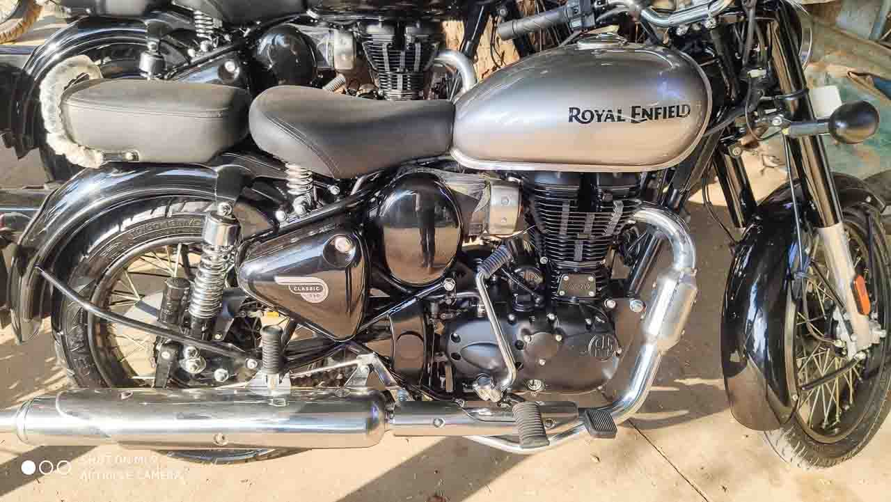 Royal Enfield Sales