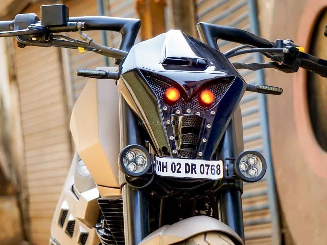 Royal Enfield Classic Transformers Edition
