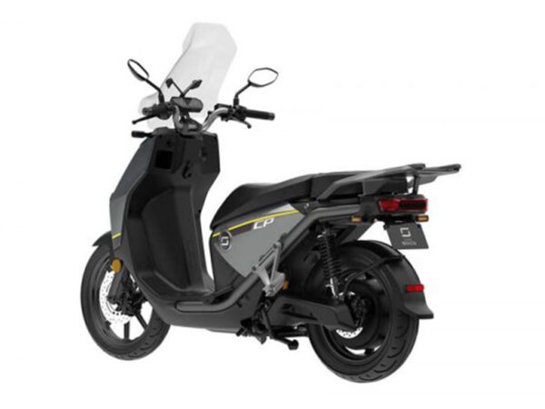 super soco cpx electric scooter