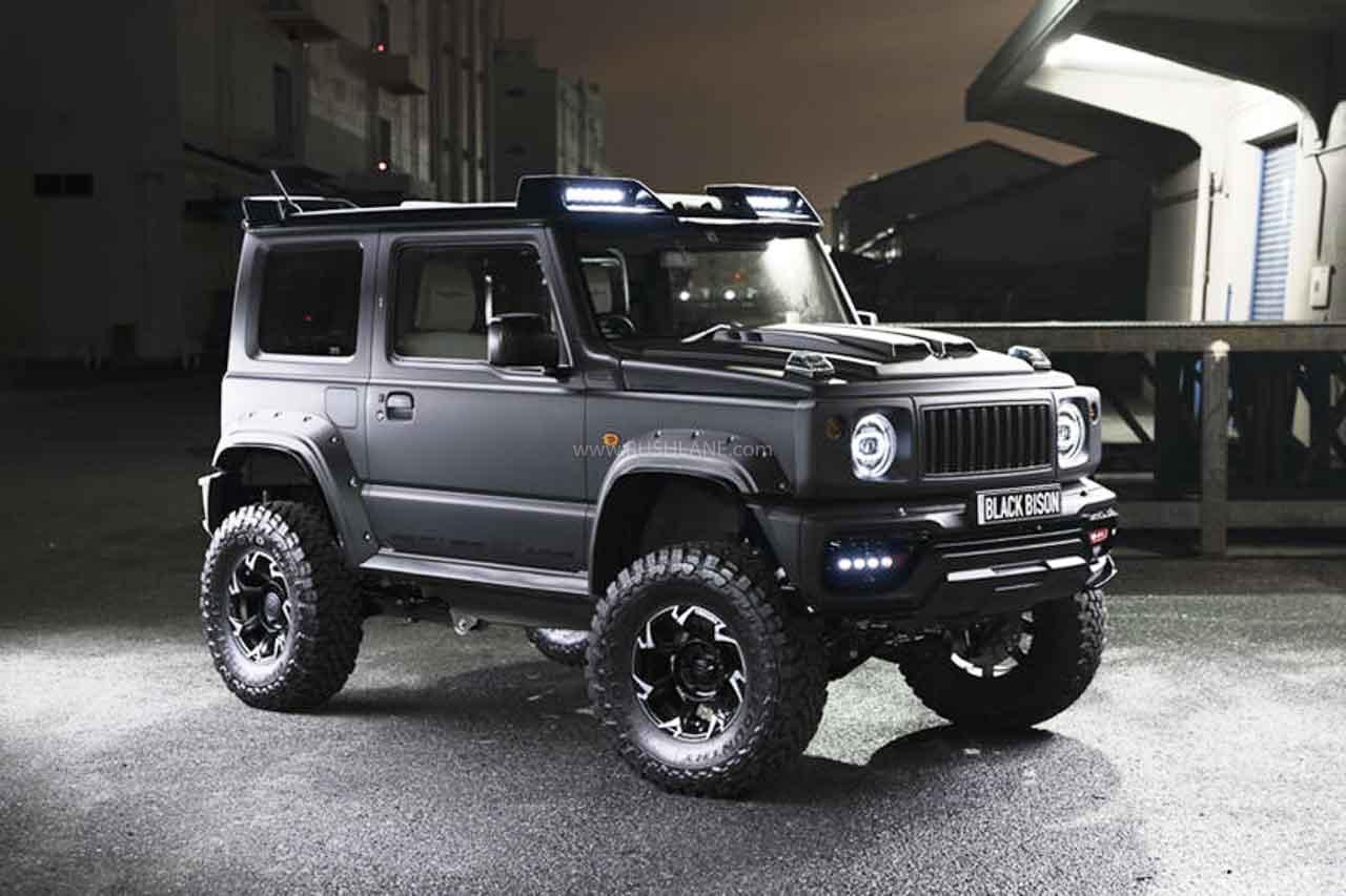 Suzuki Jimny Black Edition