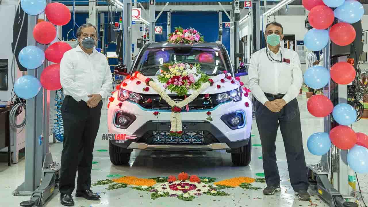 1,000 unit of Tata Nexon EV