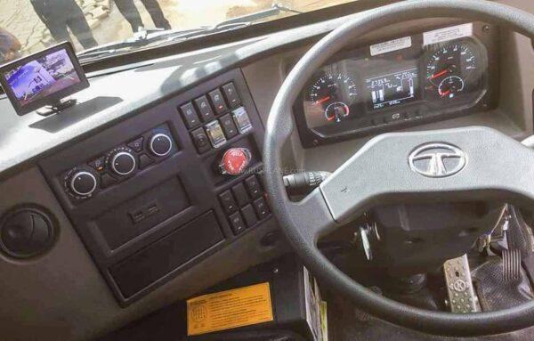Tata Signa 4825 Interiors