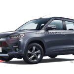 Toyota Urban Cruiser raize