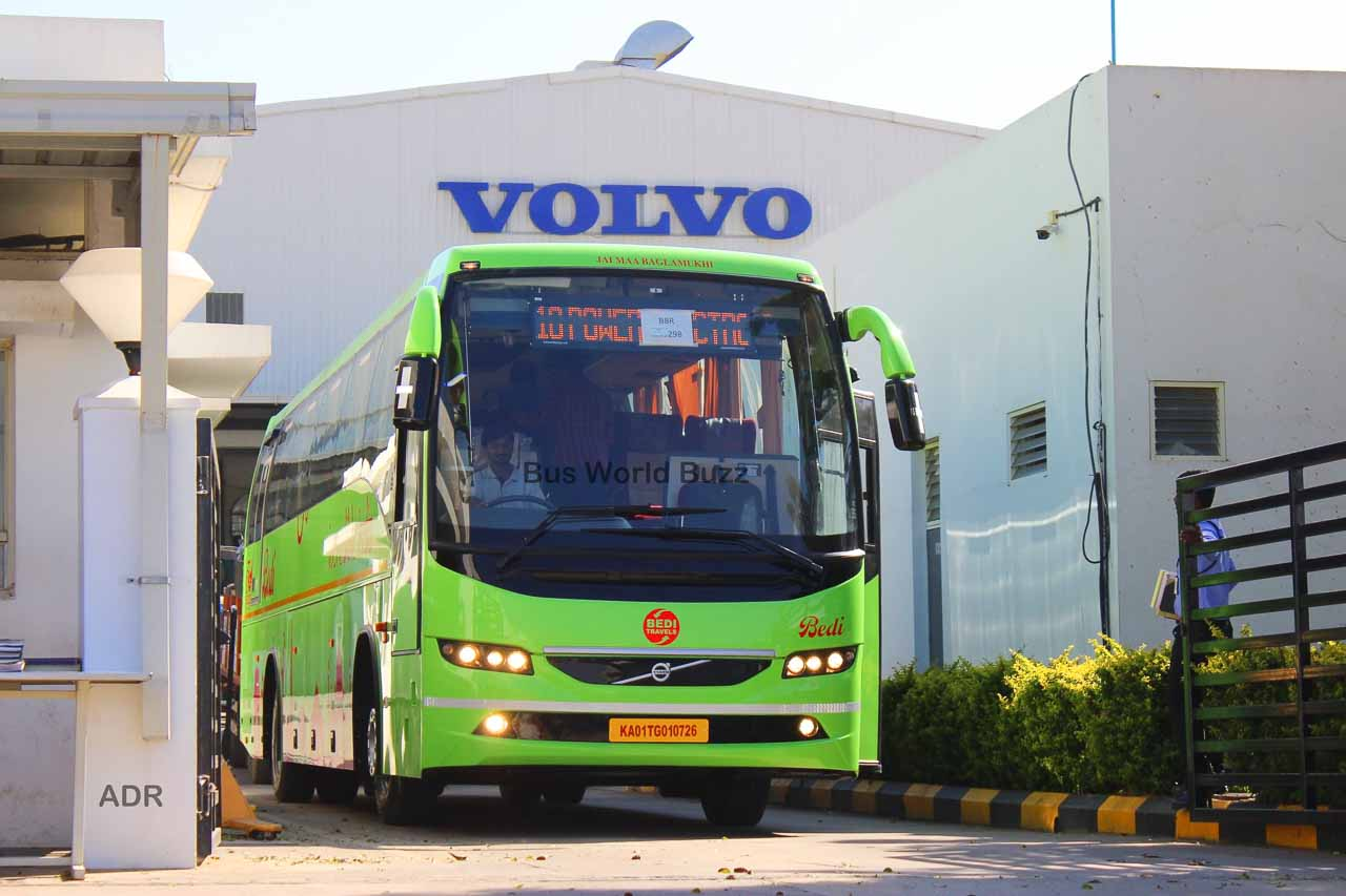 VECV buys Volvo Bus India