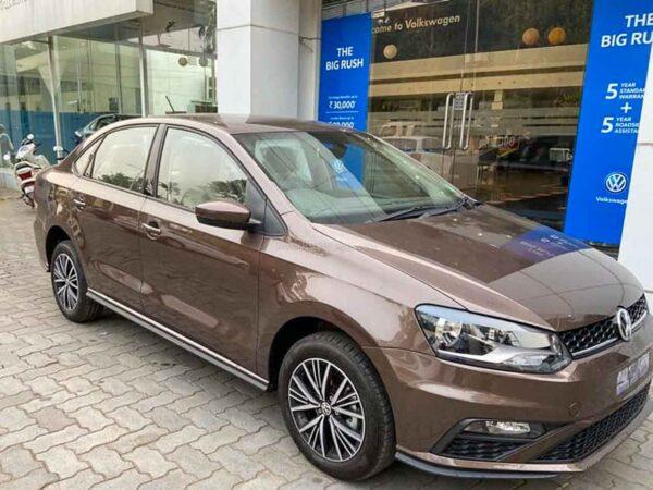 New VW Vento BS6