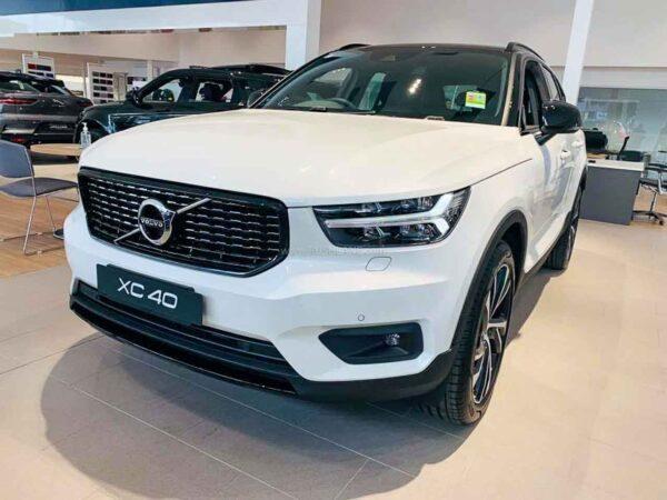 Volvo XC40 discounts