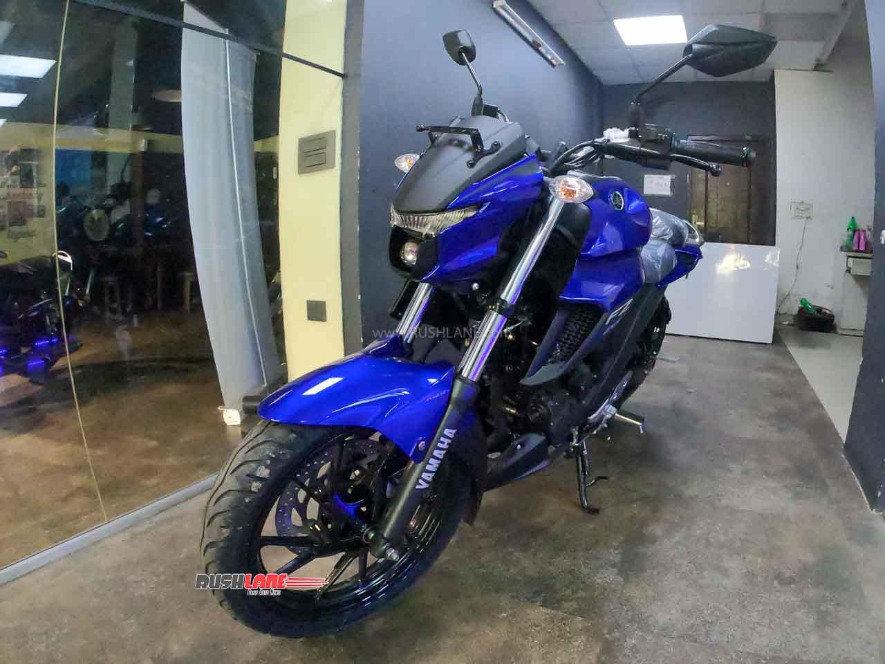 BS6 Yamaha FZ25