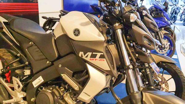 Yamaha MT15 BS6