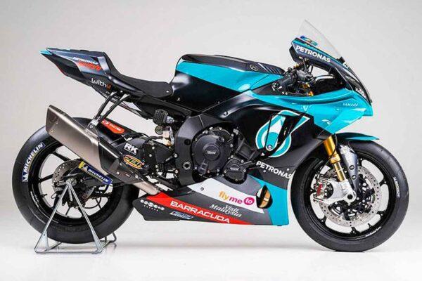 Yamaha R1 Petronas