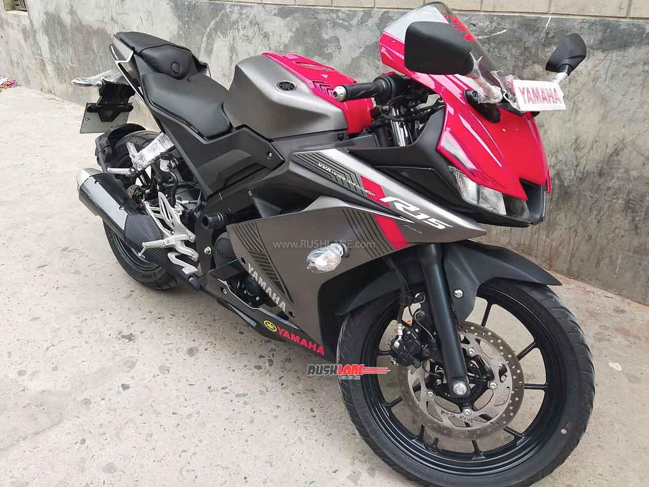 Yamaha R15 prices