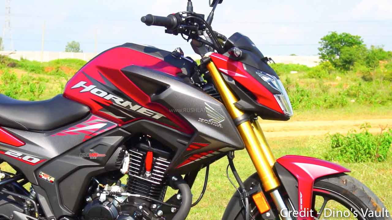 Honda Hornet 2.0 Review