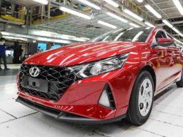 2020 Hyundai i20 Production Starts