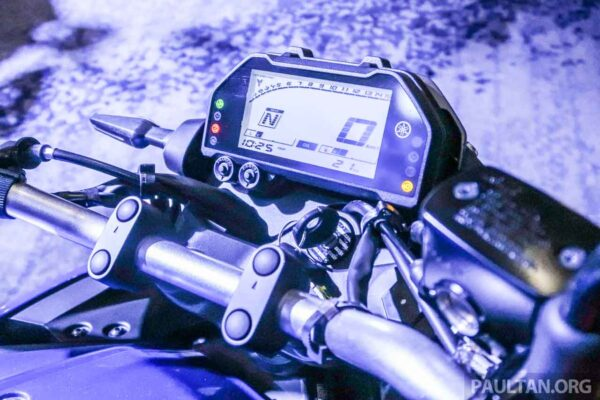 New Yamaha MT25