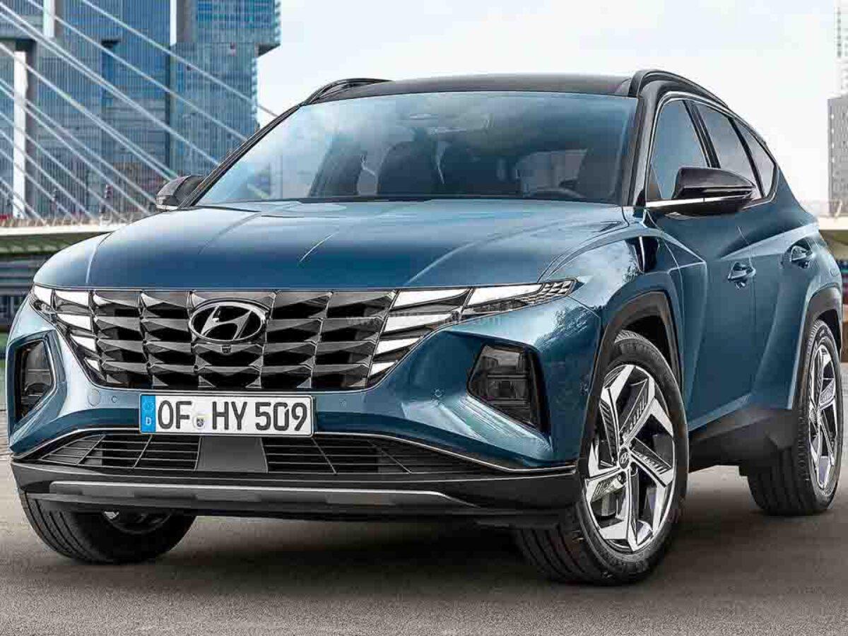 2021 Hyundai Tucson Research New