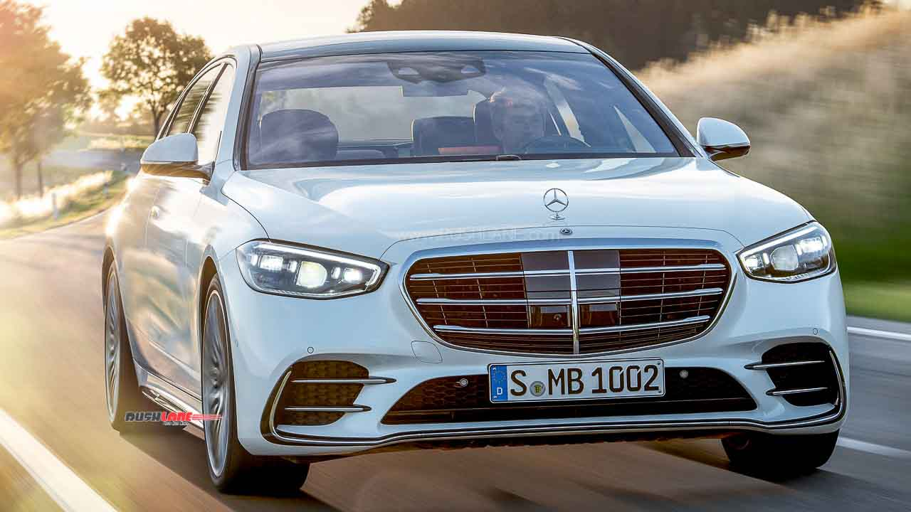 2021 Mercedes S Class world premieres - New benchmark