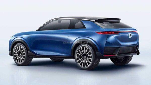 Honda HRV New Gen