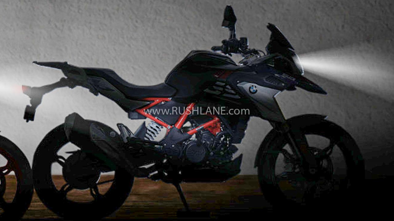 New BMW 310 GS BS6