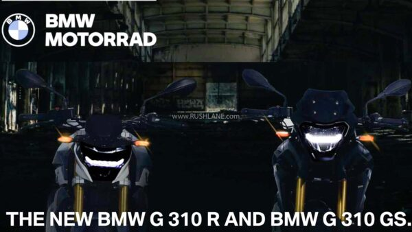 BMW India G310 Launch Date