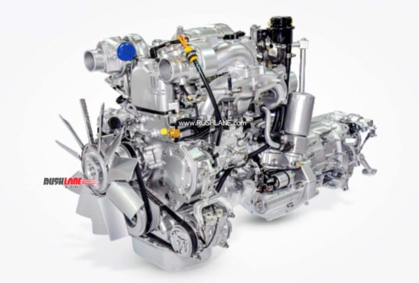 BS6 Force Trax Engine