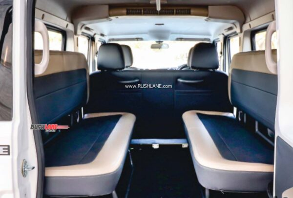 BS6 Force Trax Interiors