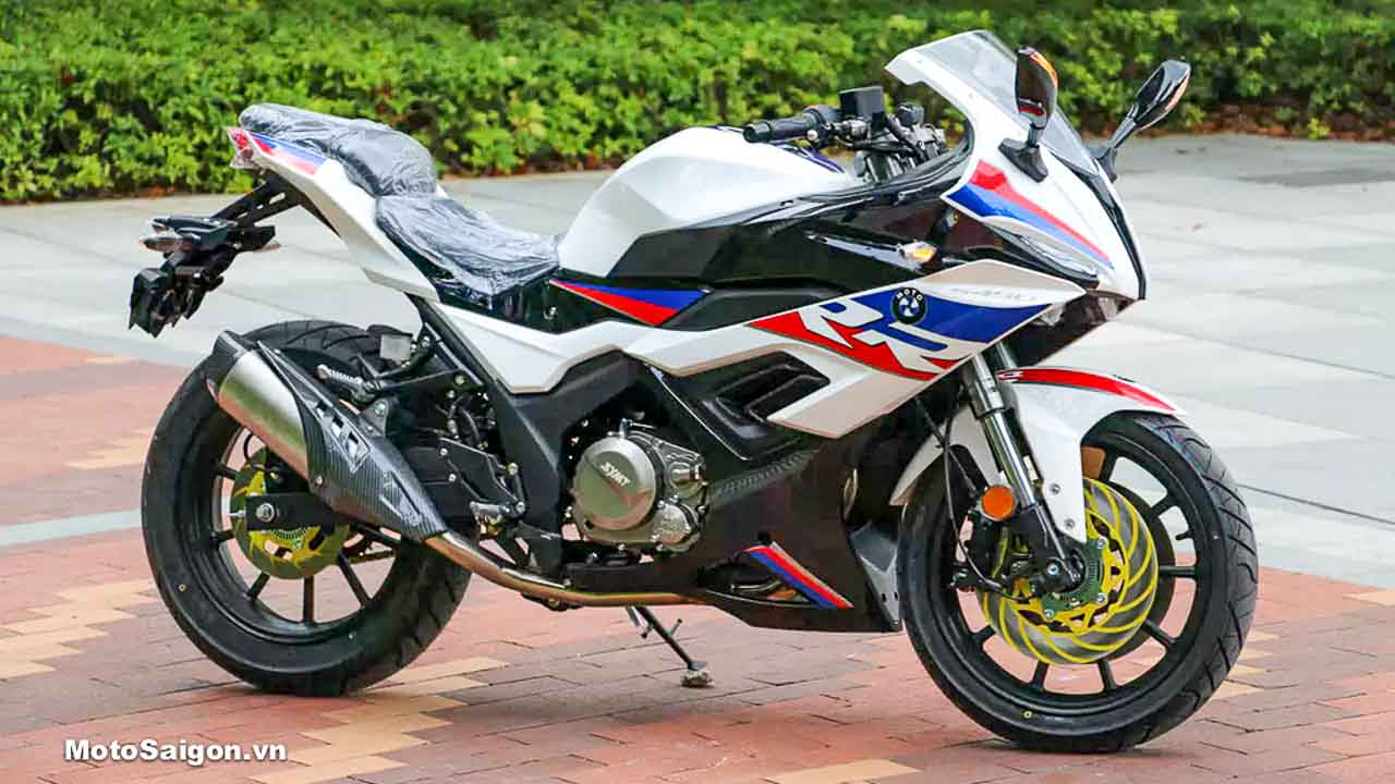 Chinese motorcycle BMW copy