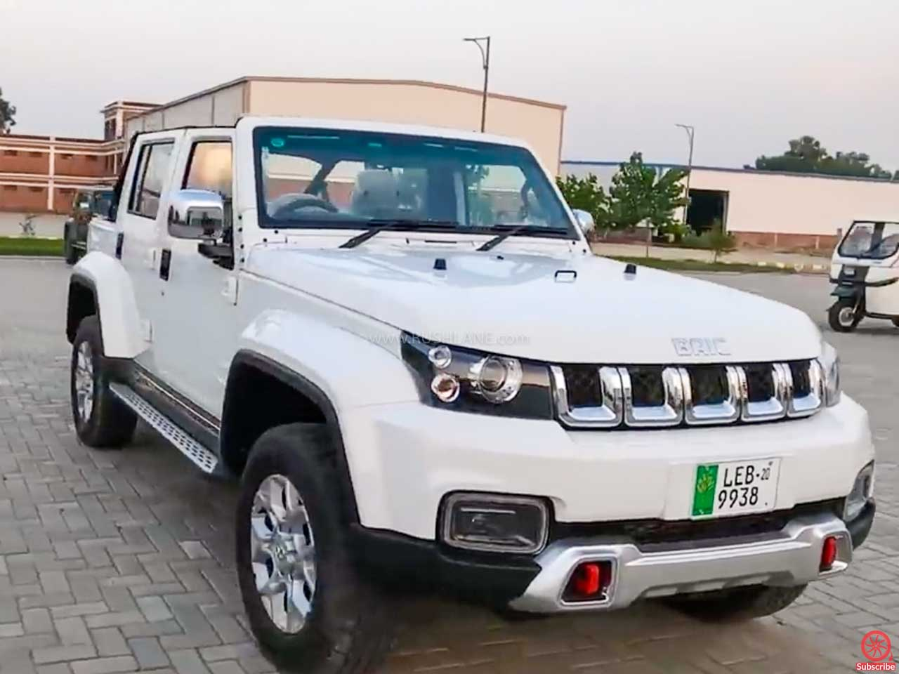 China Made Jeep Wrangler Copy Cat Suvs Launched In Pakistan