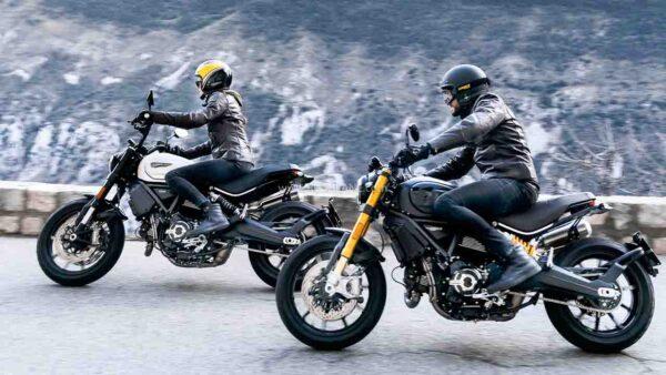 BS6 Ducati Scrambler 1100 Pro Sport