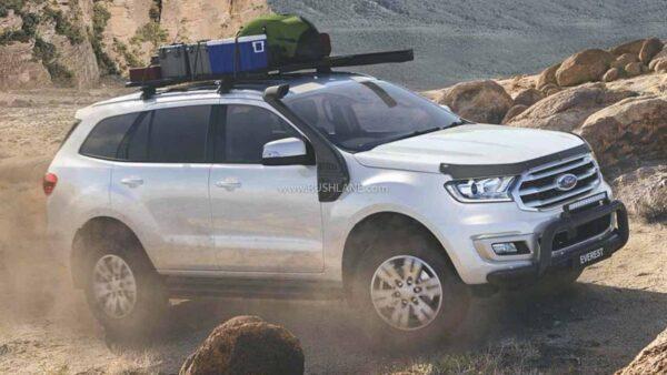 Ford Endeavour Basecamp