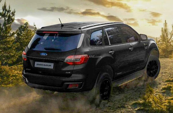 Ford Endeavour Sport