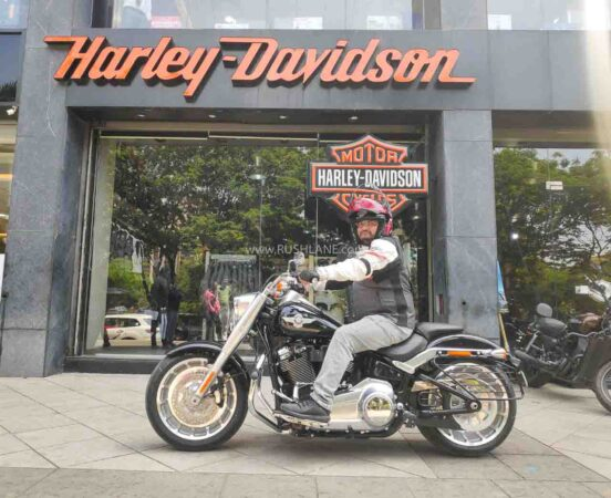 Harley Davidson India Dealer