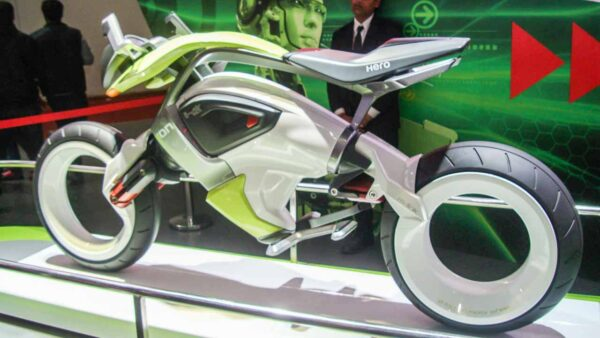 Hero ION Concept from 2014 Auto Expo