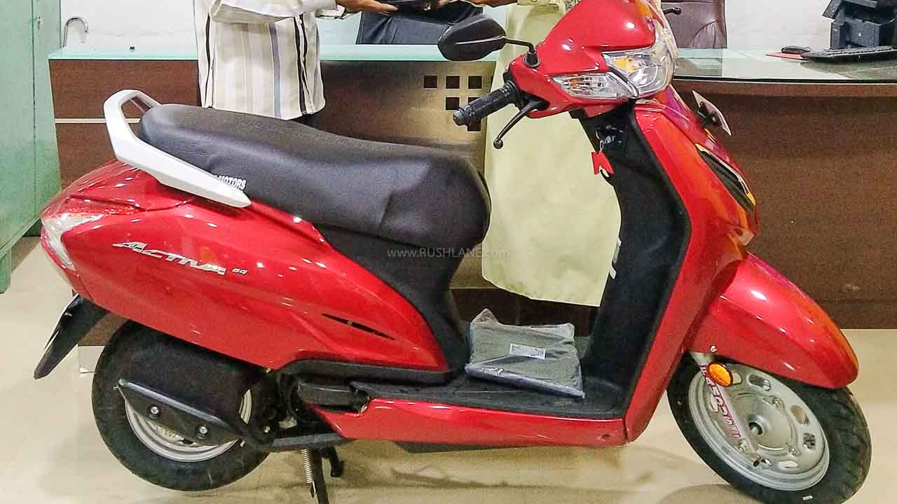 HMSI sales Honda Activa Aug 2020