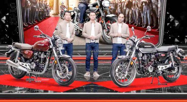 Honda CB350 vs Rivals