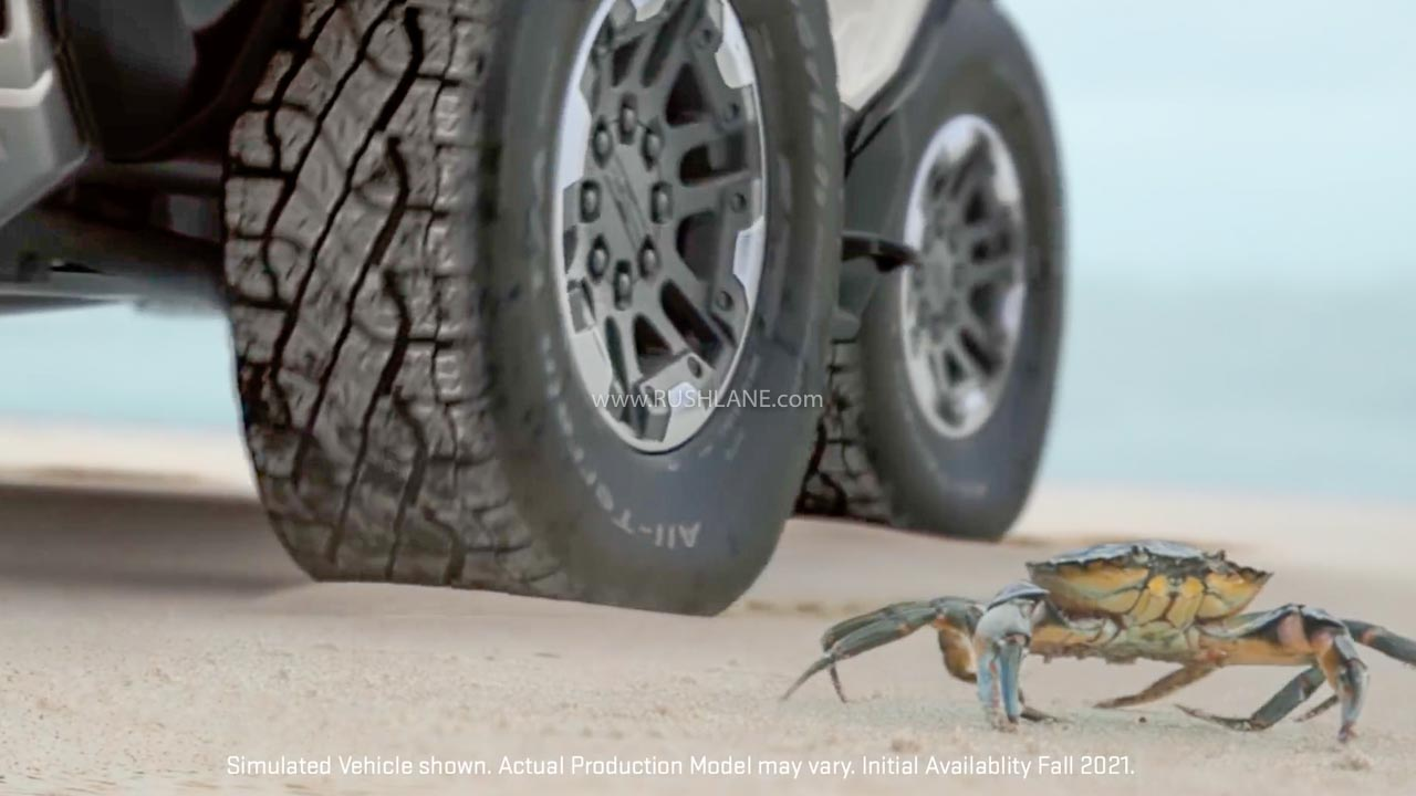 Hummer Electric Tyres