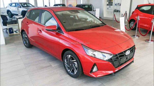 2020 Hyundai i20 New Gen