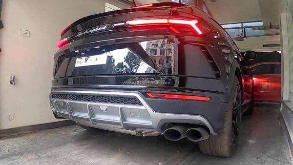 Lamborghini Urus Mileage