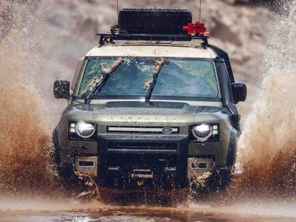 2020 Land Rover Defender SUV in India