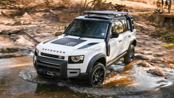 2020 Land Rover Defender India Launch